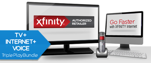 XFINITY HD PREMIER XF TRIPLE PLAY BUNDLE | Check