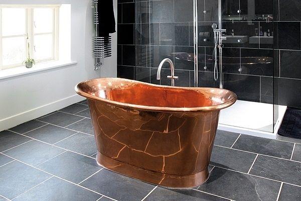 Vasche da bagno piccole ma magnifiche!