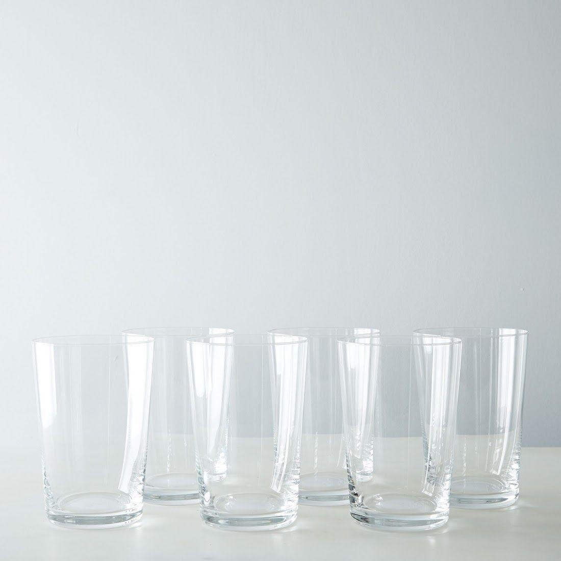 basic bar glasses (set of )  shops set of and bar - basic bar glasses (set of )