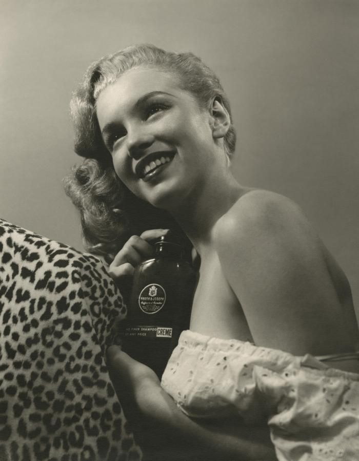 Joseph Jasgur Marilyn Monroe  1945
