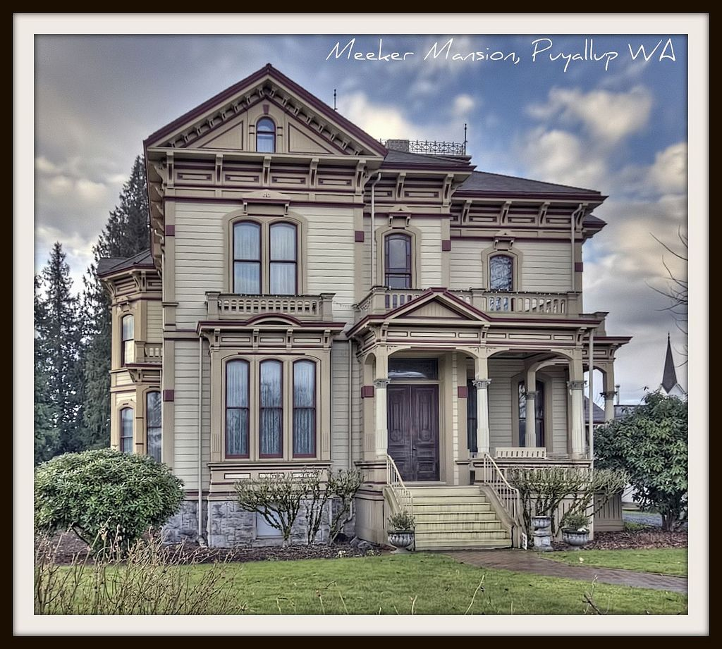 Meeker Mansion, Puyallup WA | Puyallup wa, Mansion and House on detroit home, santa fe home, mercer island home, los angeles home, milwaukee home, portsmouth home, riverside home, aberdeen home,