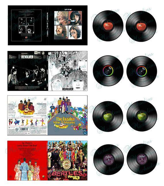 Schallplatten & Spieler #miniaturedollhouse