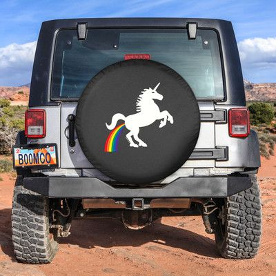 Boomerang Wildlife Series Soft Tire Cover Bald Eagle With