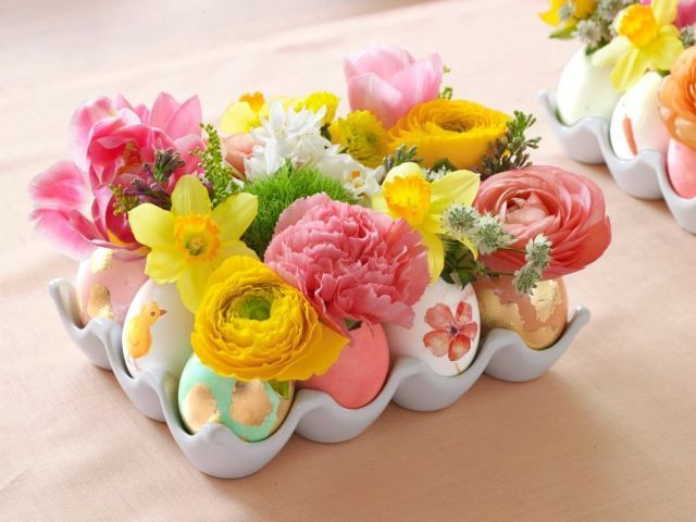 11 Stunning Ways to Decorate the Table for Easter Brunch