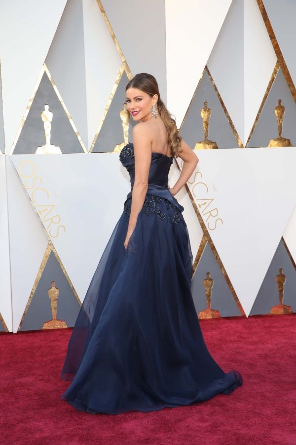 Pictures of dresses from the oscars 2018