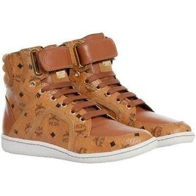 buy online 8f1b4 0faa3 MCM Sneakers   Michalsky Michalsky x MCM Sneaker WOMAN Braun   AllSneakers  – we .