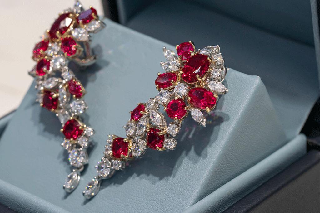 مجموعة الشتاء لعلامة Dani By Daniel K Diamond Earrings Earrings Diamond