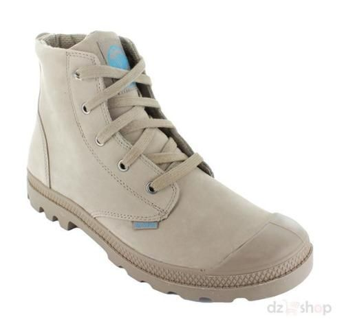 detailing 4ed65 09be7 PALLADIUM-Wanderschuhe-37-5-42-taupe-Trekking-Boots-Damen ...