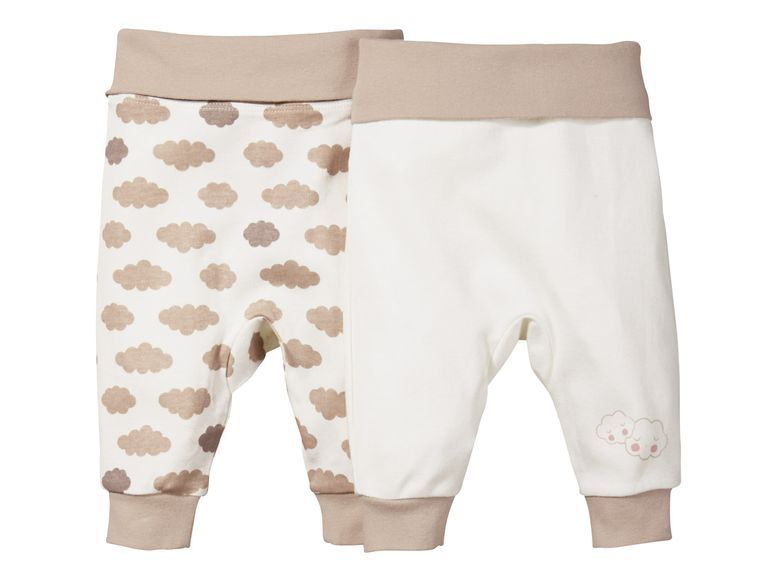 Lupilu Pure Collection 2 Baby Madchen Schlupfhosen Lidl Deutschland Lidl De Baby Madchen 2 Baby Baby
