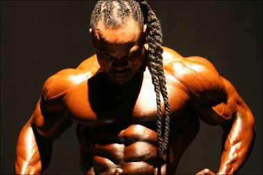 body builders with long hair | Does long hair hurt gaines