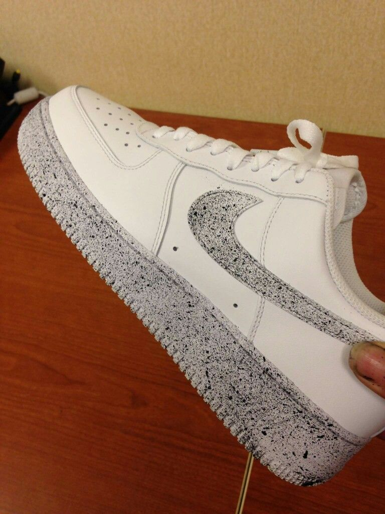 cookies and cream   Nike air force