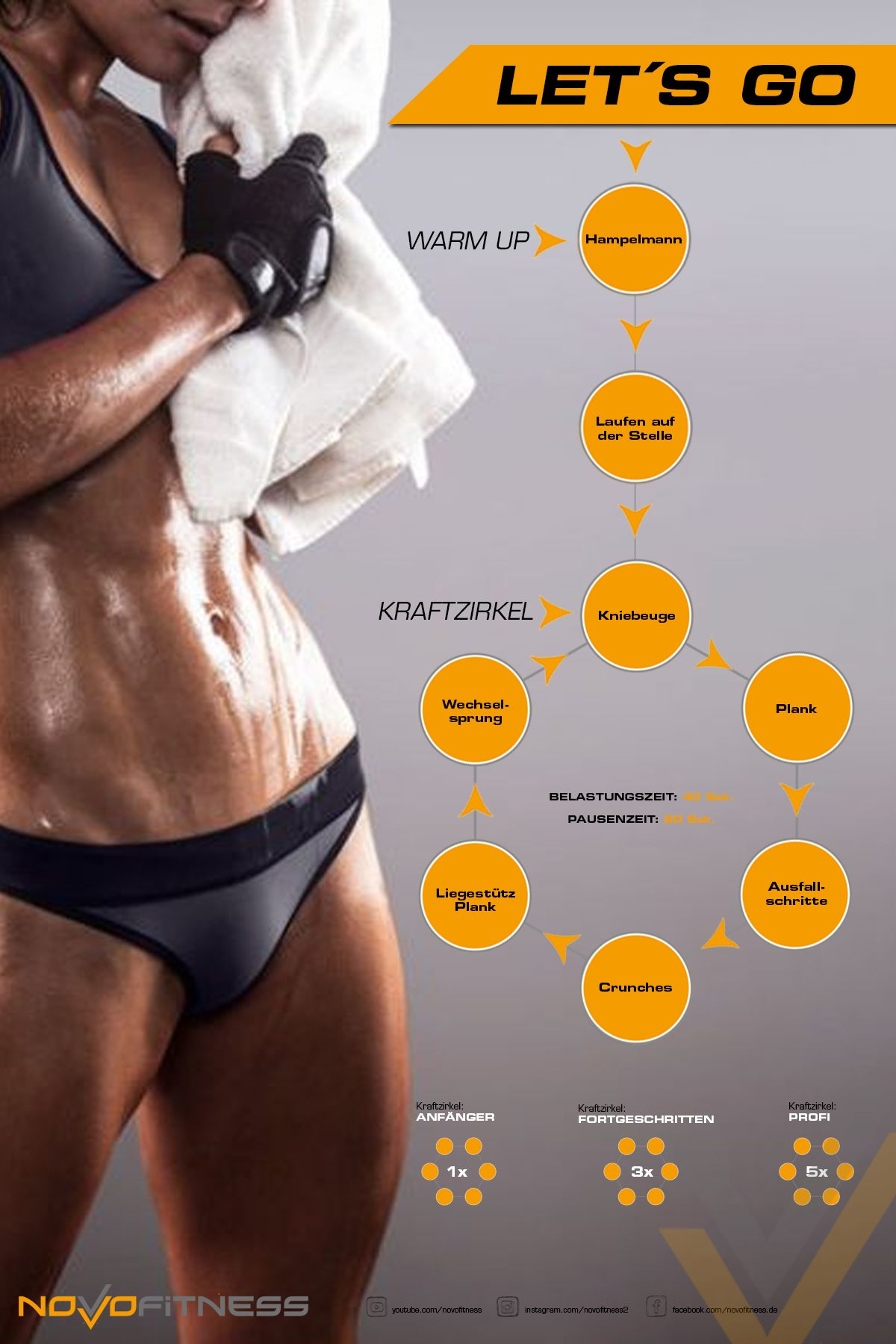 Let´s Workout Let´s Workout Workout Plans workout plans strength training