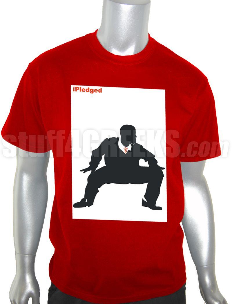 616818d587f6 Kappa Alpha Psi Shimmy iPledged T-Shirt