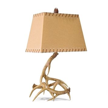 Antlers Lighting Table Lamp   Value City Furniture $99.99