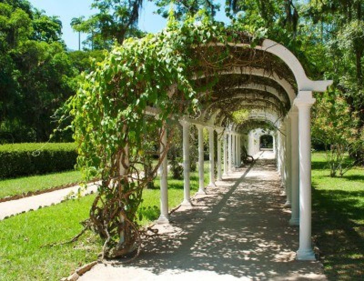 17 Best 1000 images about Trellis arbors and pergolas on Pinterest