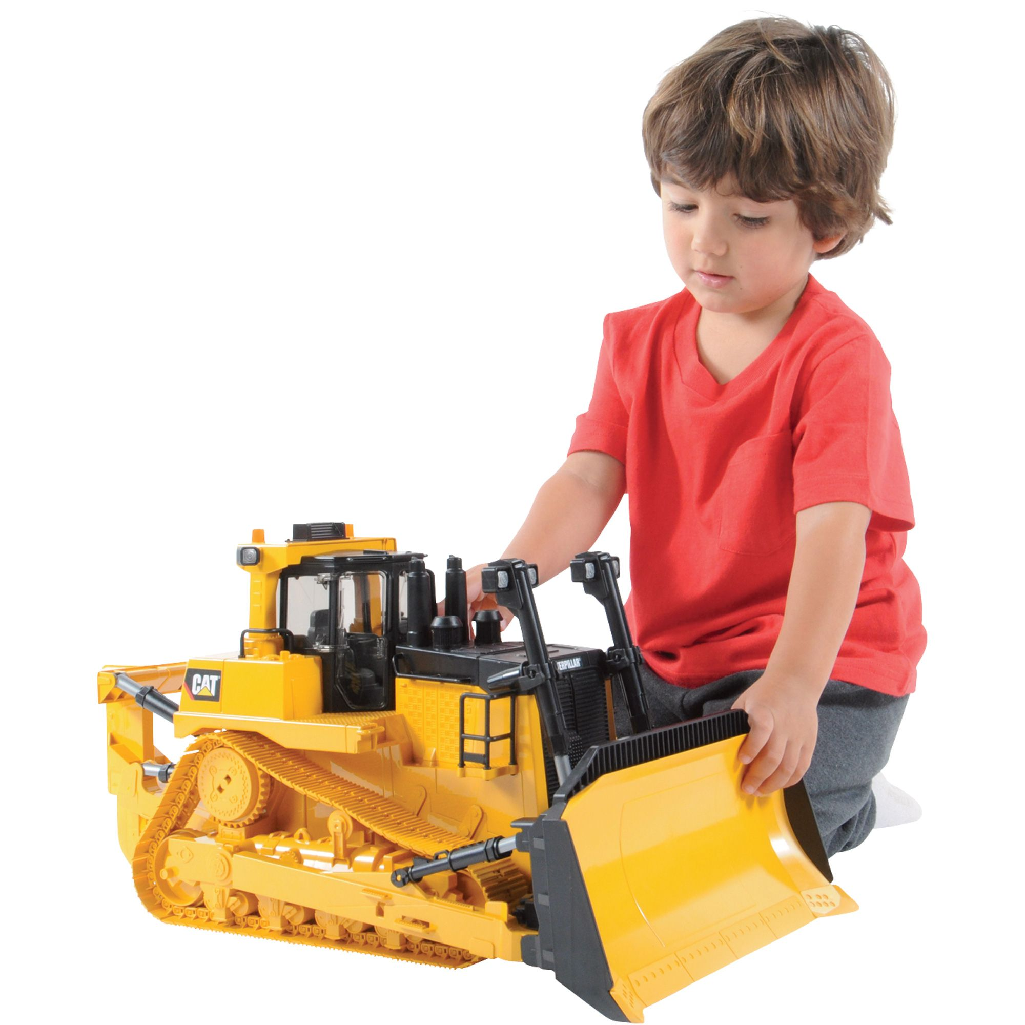 Bruder Construction Toys For Boys : Bruder toys cat large track dozer kid s outdoor