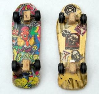 Nothing Is It Came From The 80 S D I Y Fingerboards Things To Come Tech Deck Diy