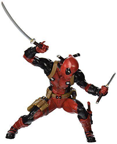 "Kotobukiya Deadpool Marvel Now /""Marvel Comics/"" Artfx figure Statue in Box Toy"