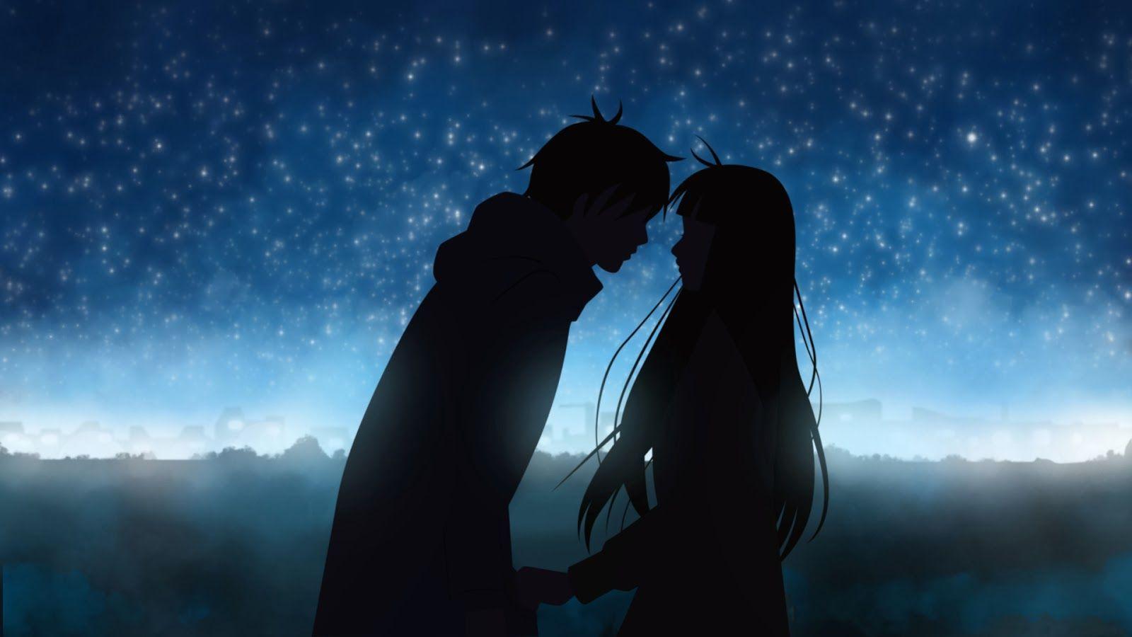 Anime Love Wallpapers Romantic Anime Anime Wallpaper Kimi Ni Todoke