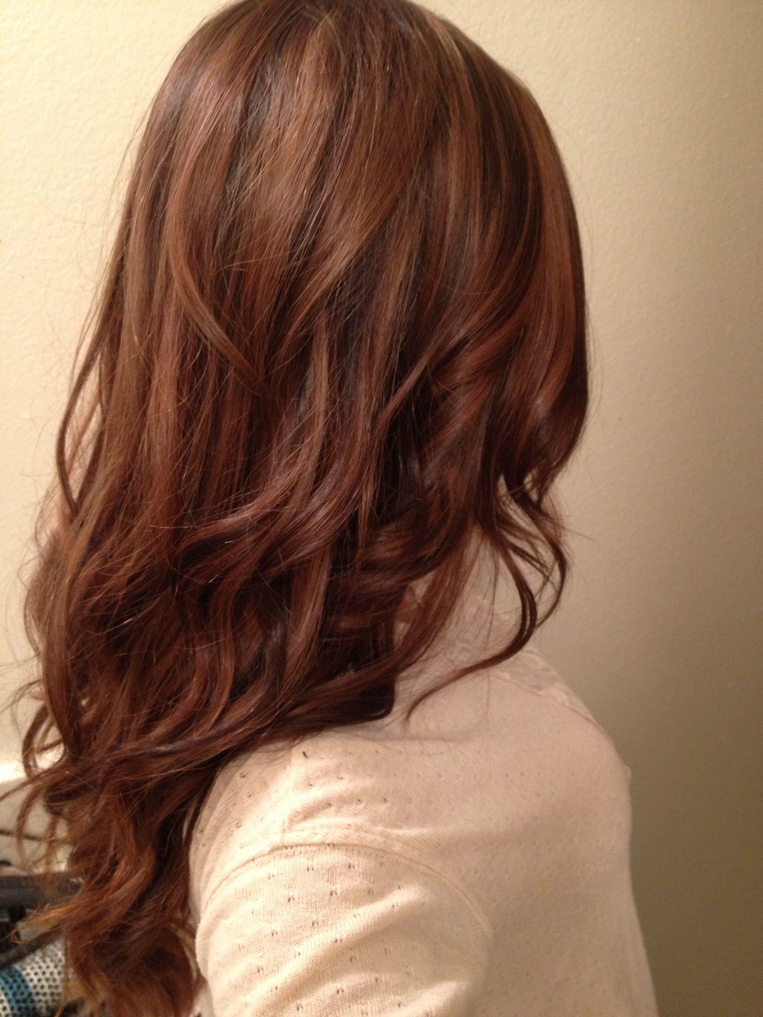 Light brown highlights | Hair | Pinterest | Light brown ...