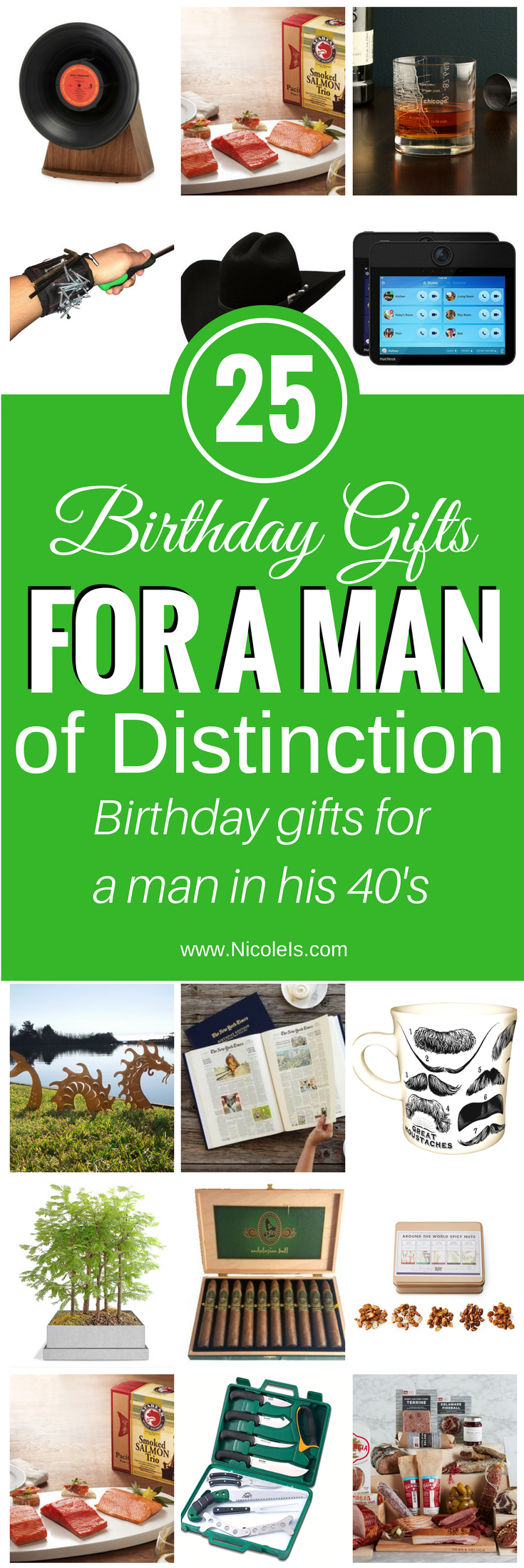 25 amazing birthday gifts for a man of distinction in 2018 gift