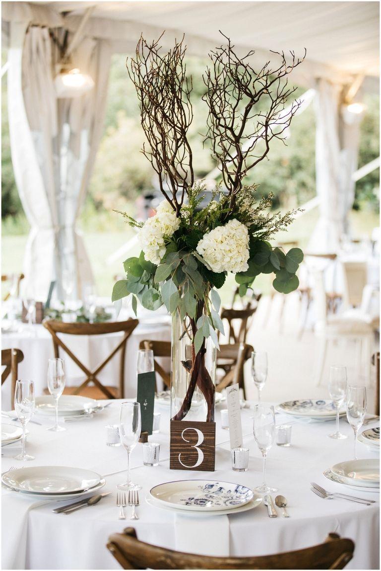 Kenia + Armani | Golf clubs, Wedding table centerpieces and Garden ...