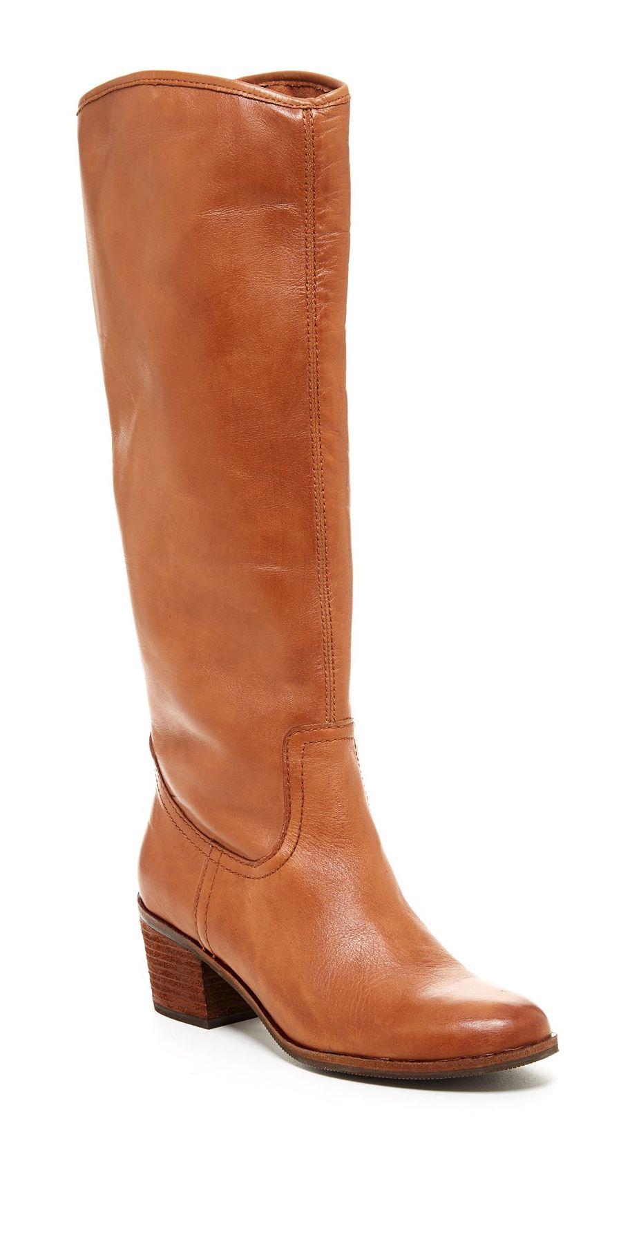 Cognac Boots / sam edelman | Boots