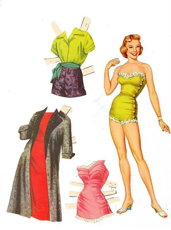 Pin By Joyce Turlock On Paper Dolls Pinterest Vintage And Doll Template