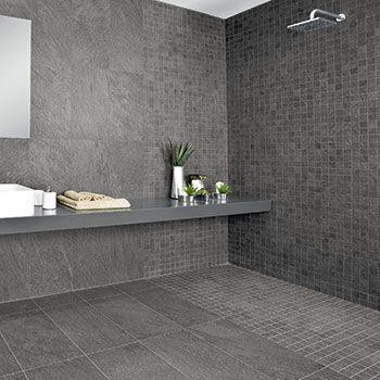 klinker beton look - google-søgning | badeværelse | pinterest - Badezimmer Klinker