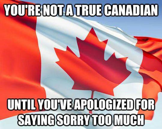 The True Canadian Canada Funny Canada Jokes Canadian Humor