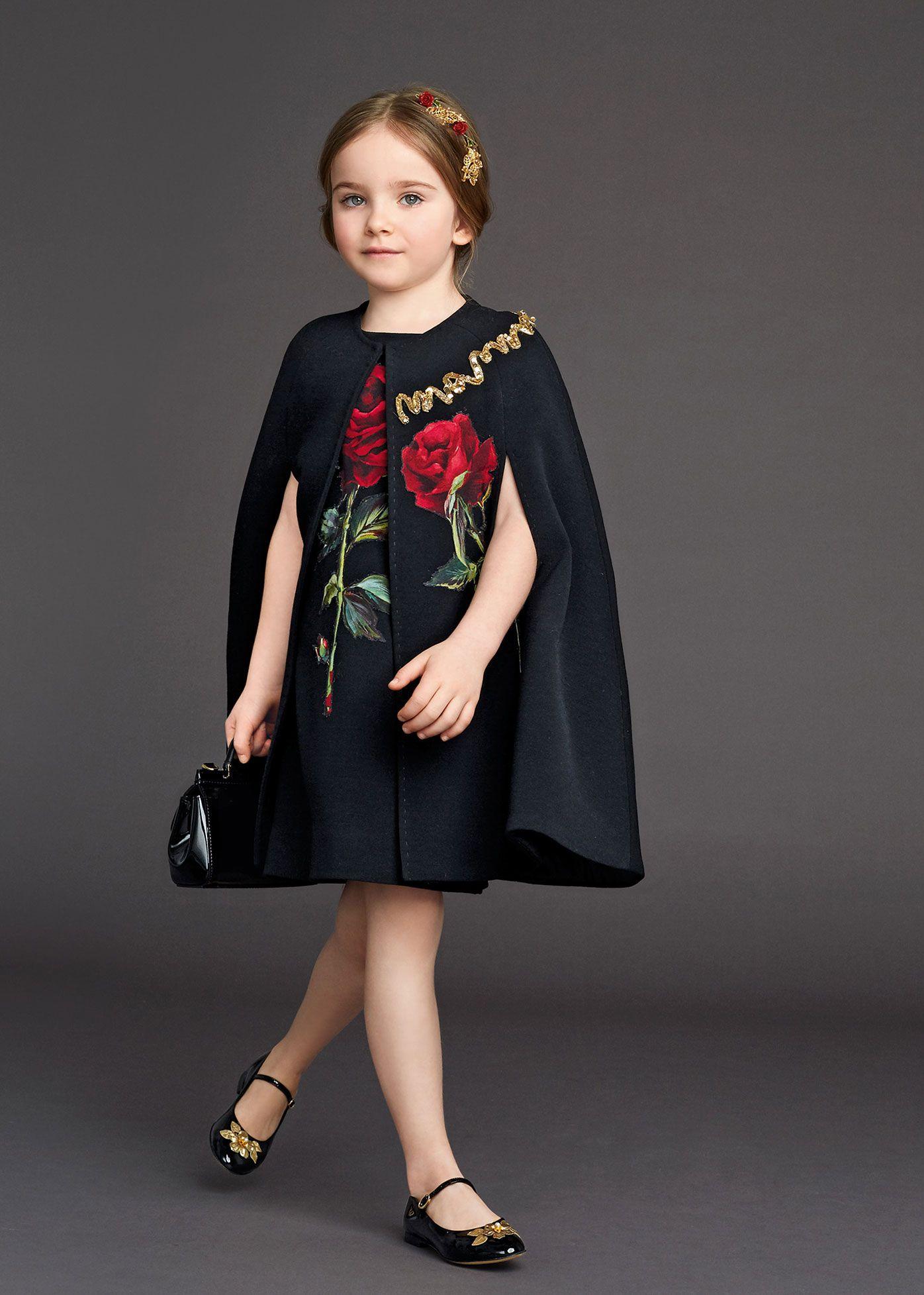 eac9e20ca4b03 Dolce   Gabbana Children Winter Collection 2016