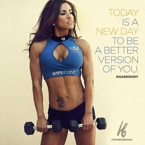 quotes squats Fitness women