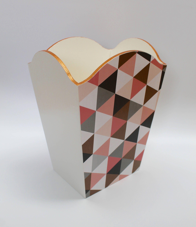 Bedroom Waste Paper Bins. Interesting Russet Waste Paper Bin With ...