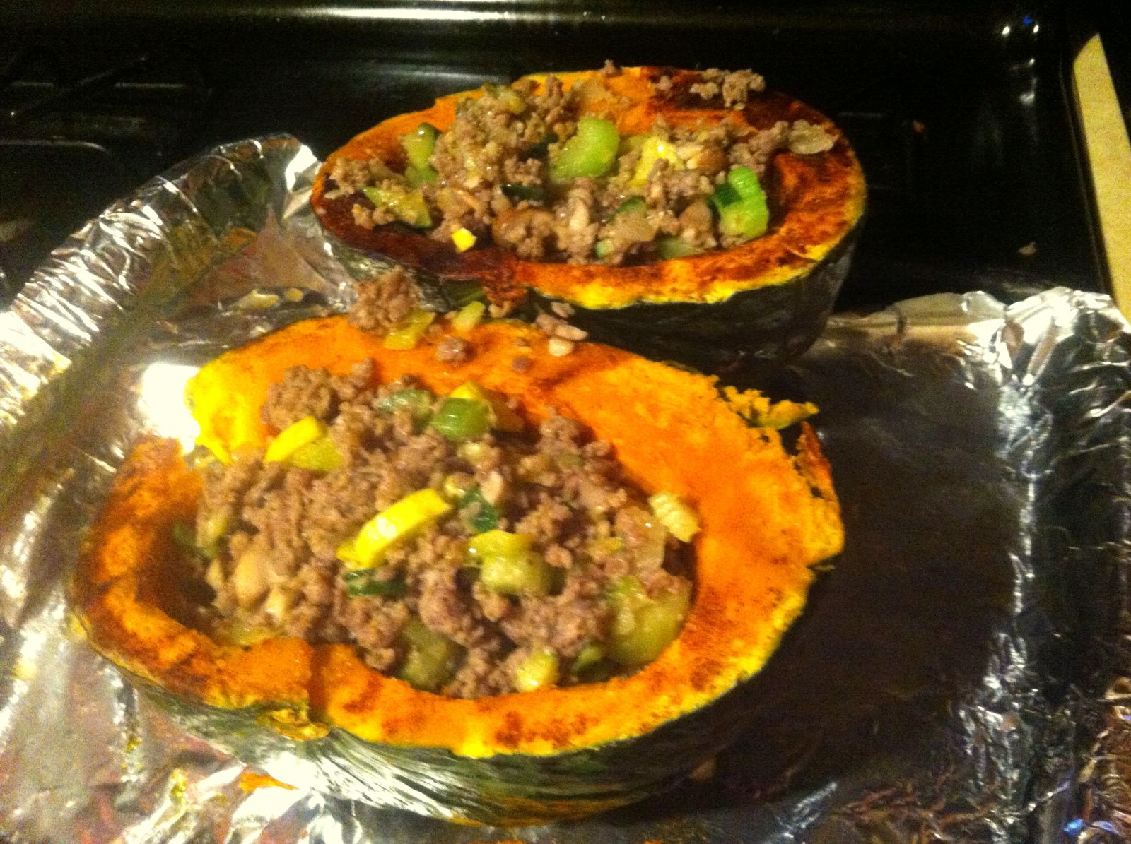 how to cook buttercup squash whole