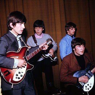 In Color The BeatlesBeatles GuitarList