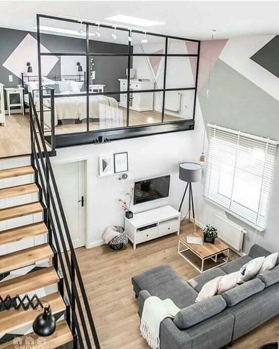 Pin by Geysa Victória on Inspirações p  casa Pinterest Lofts - fresh 37 blueprint apartments
