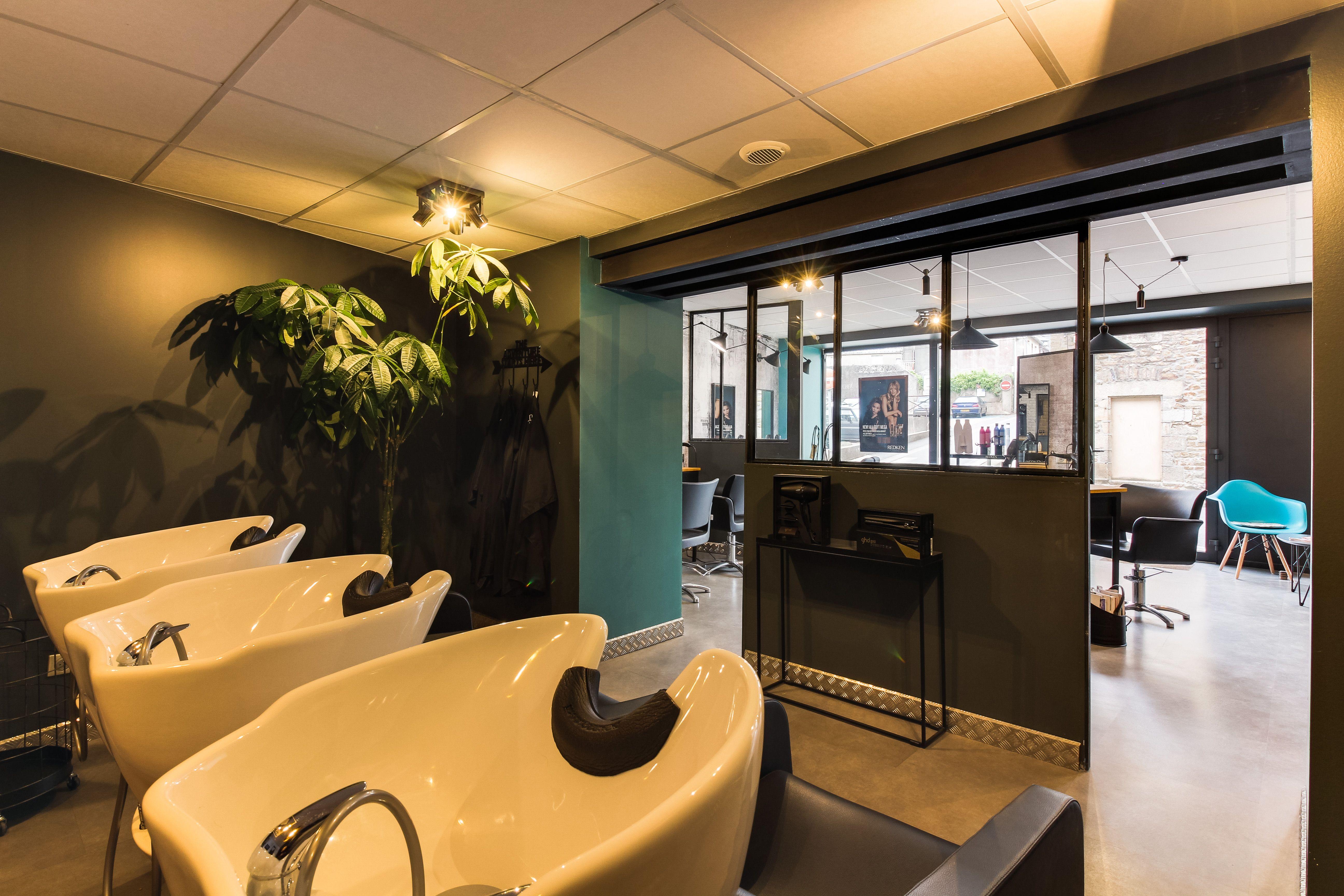 Espace Shampoing Koziel Maison Salon