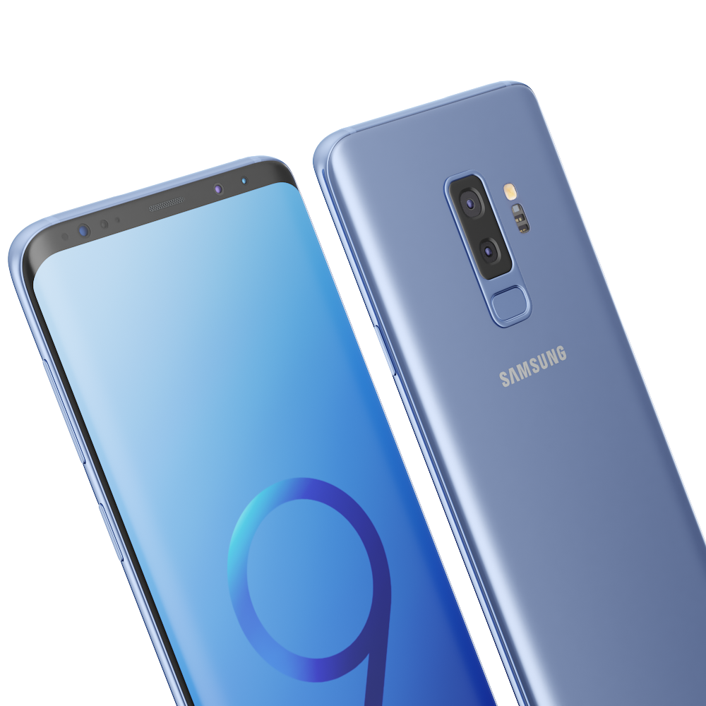 Samsung Galaxy S9 And S9 Plus All Colors 2 New Colors Samsung Galaxy Samsung Galaxy S9 Galaxy