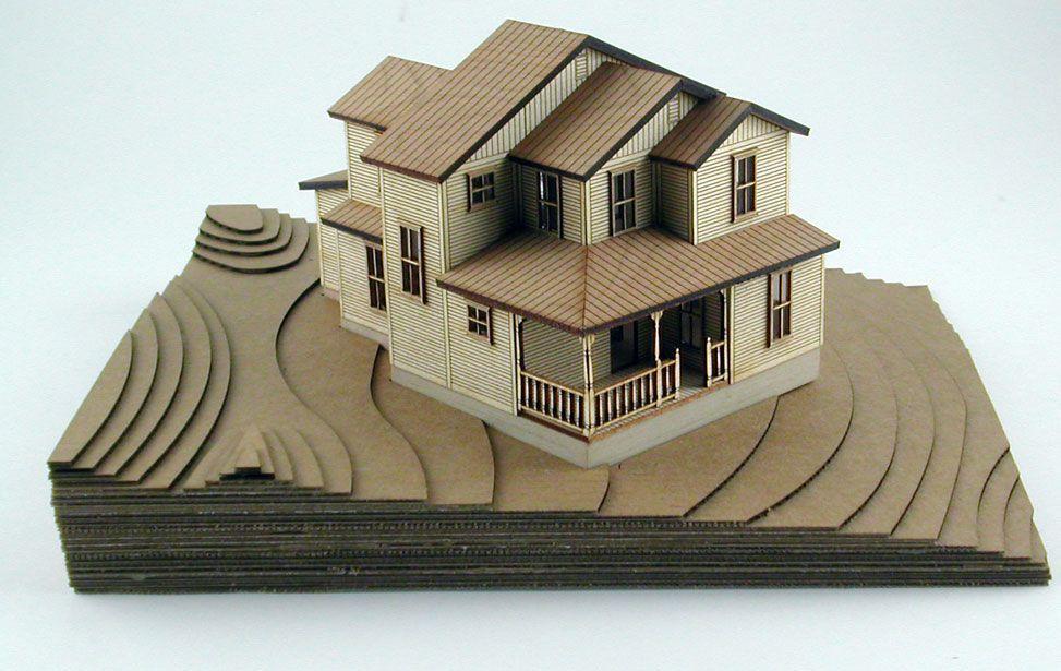 Epilog Laser Engraving Photo Gallery Architecture Models Pinterest