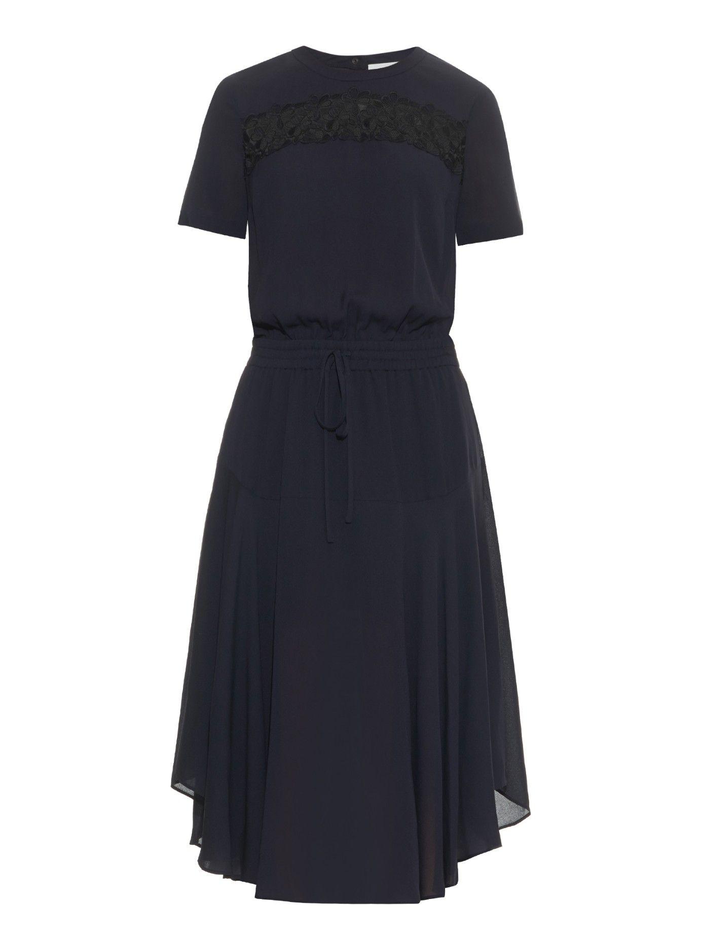 Ardell silk-chiffon dress   A.L.C.   MATCHESFASHION.COM US