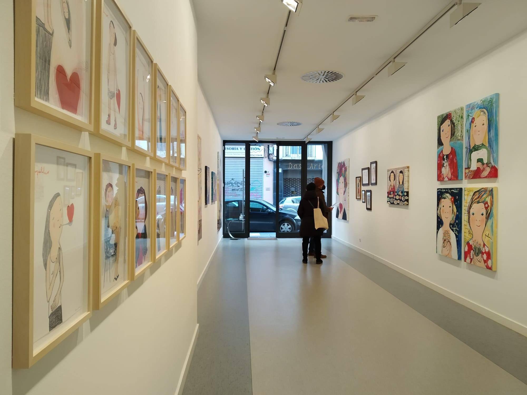 19 Nov 30 Dic Exposición Latir De Eva Armisén En Galería A Del Arte Eva Armisen Galerías Exposiciones