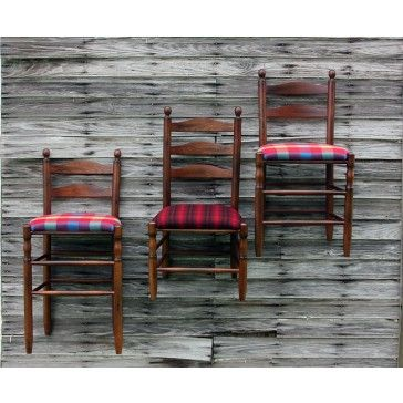 Woolrich Blanket Furniture   Classic Barstool