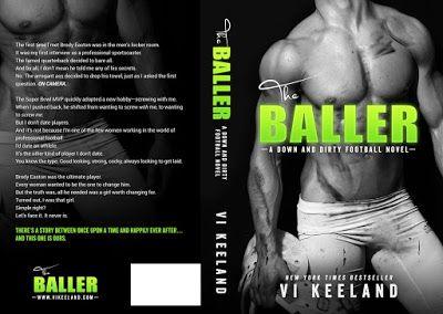 *..HEA Bookshelf..*: THE BALLER by Vi Keeland @ViKeeland - #CoverReveal