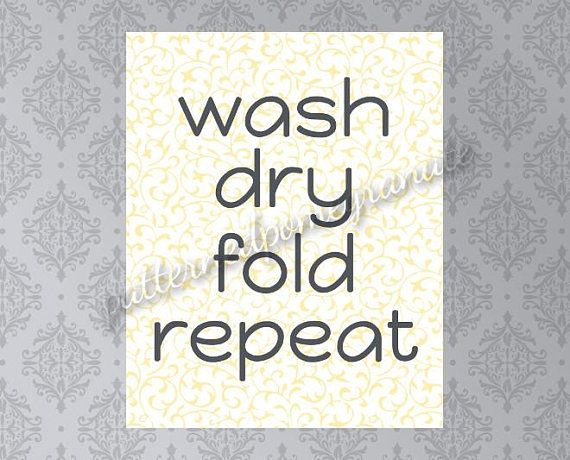 Want A Quick And Easy Way To Update Your Laundry Room Decor Try A