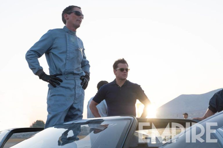 First Ford V Ferrari Movie Images Released Mycarquest Com