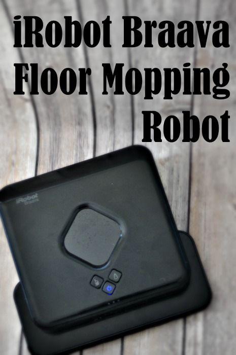IRobot Braava Floor Mopping Robot WANT Pinterest Robot And - Robotic floor washer reviews