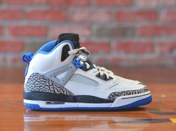 Jordan Spizike GS Sport Blue