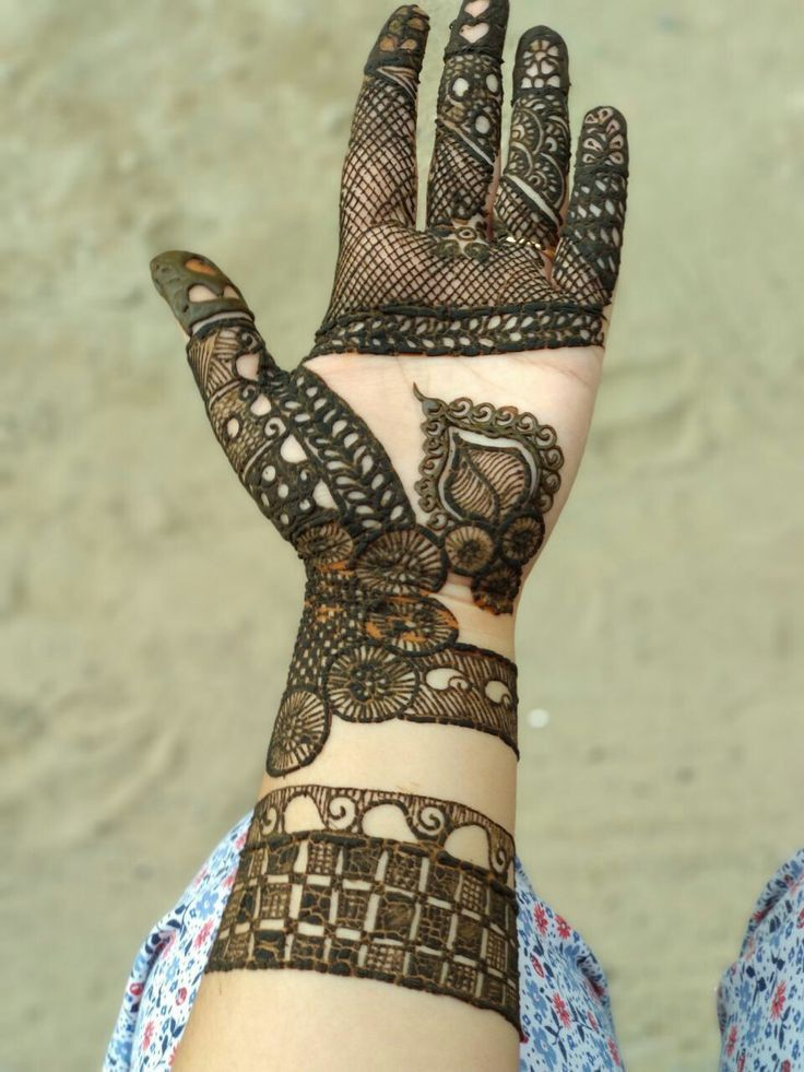 Is Henna Tattoo Haram: Pin By Lubna Amjad On Bridal Mehndi