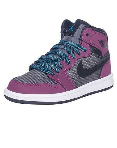 #FashionVault #Jordan #Girls #Footwear - Check this : JORDAN GIRLS Dark Purple Footwear / Sneakers 2Y for $49.95 USD