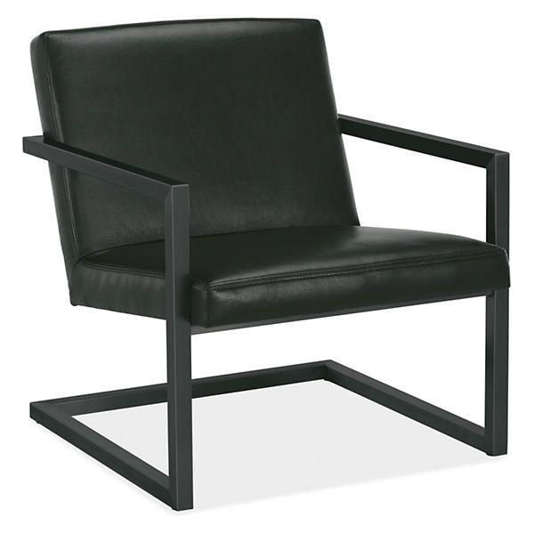Lira Leather Lounge Chair